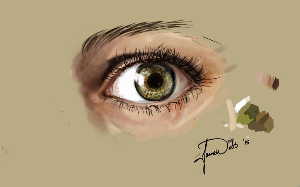 Study of the eye by PBTGOART