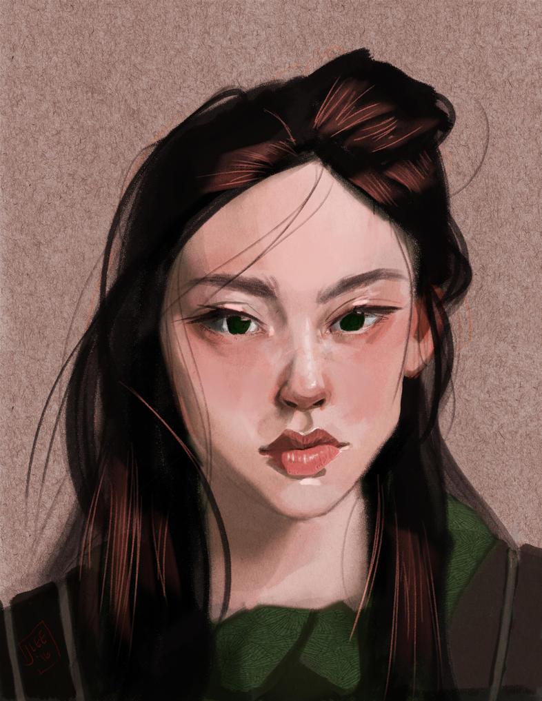 Mulan by PBTGOART