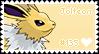 Jolteon Stamp