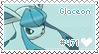 Glaceon Stamp by Deleca-7755