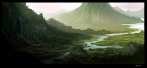landscape_sketch 1 by Dyfus