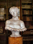 Marble bust of Clytie