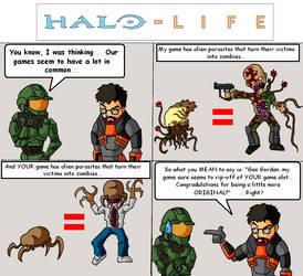 Halo-Life 1 by Art-Minion-Andrew0
