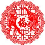 Chinese Zodiac Dinosaurs - Ox