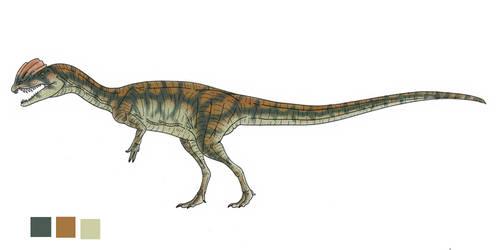 Dilophosaurus Alt