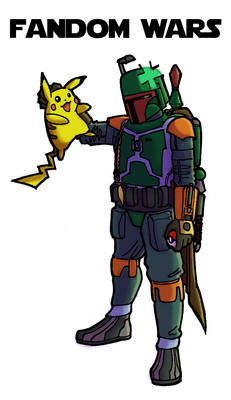 Boba Fett must catch 'em all