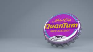 Nuka-Cola Quantum Cap Render