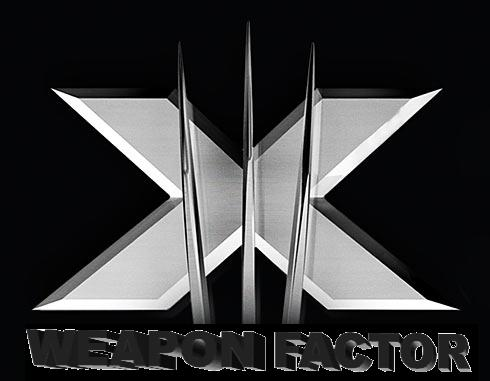 Weapon X Factor logo