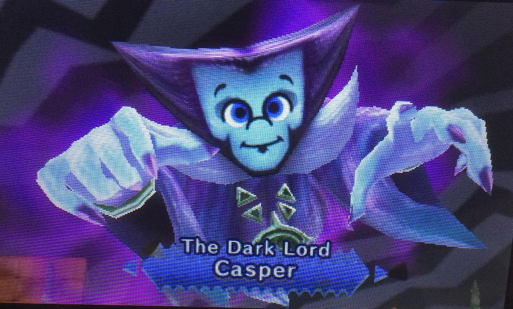 Casper the Dark Lord by AvatarLogan