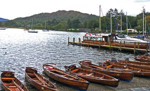 Lake District Boats by abeautiful-world