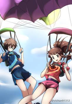 Commiss Parachute