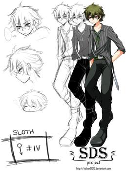 Sloth -Character