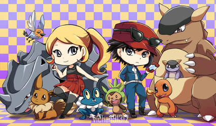 Team X and Y by ViChaN91312