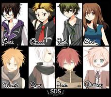 7 Sins by ViChaN91312