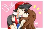 Com: Surprised Kiss