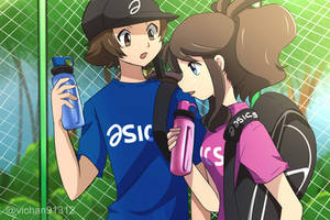 Com Tennis2 by ViChaN91312