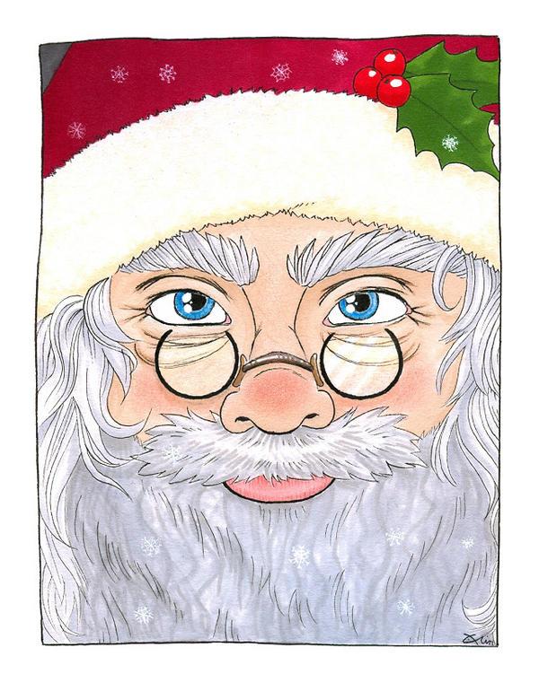 Christmas card 2014 by Neukino