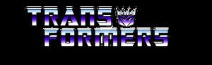 Classic Transformers Logo (Decepticon Version)