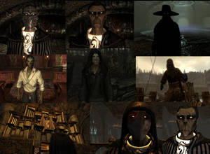 Erik-The Phantom of the Bard's College