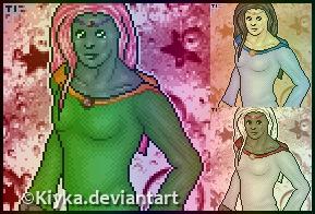 Draico's Commission- Cetalia by Kiyka