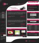 Pink Company Interface