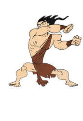 ancient greek hero