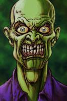 funny zombi by zamoth