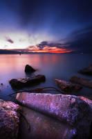 Utah Lake by coulombic