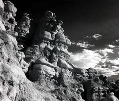 Goblin Valley State Park, III by coulombic