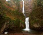 Multnomah Falls, II