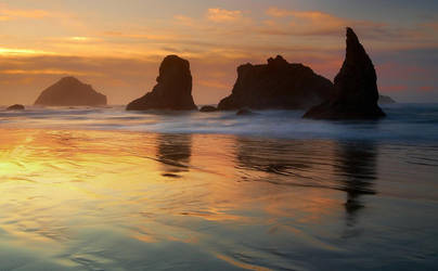 The Beauty of Bandon by coulombic