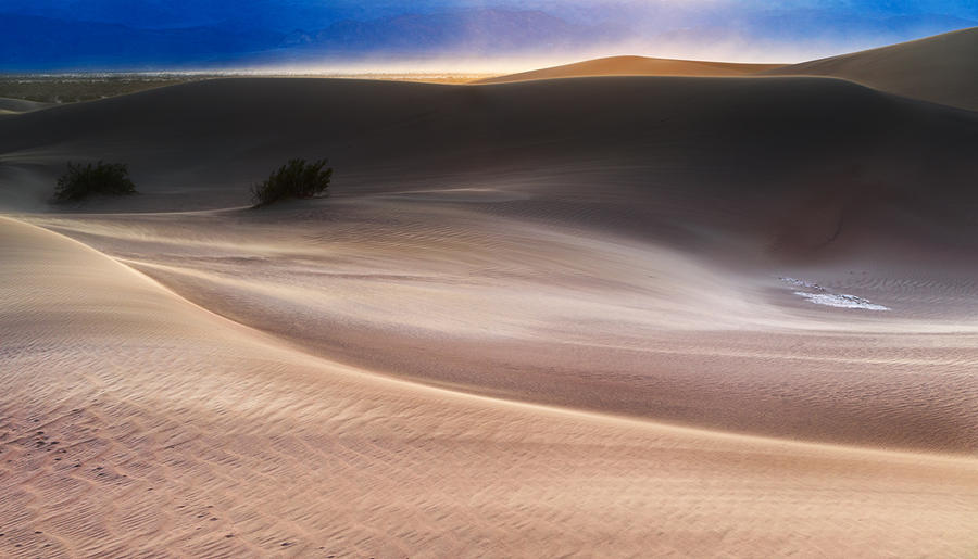 Eureka Dunes by coulombic