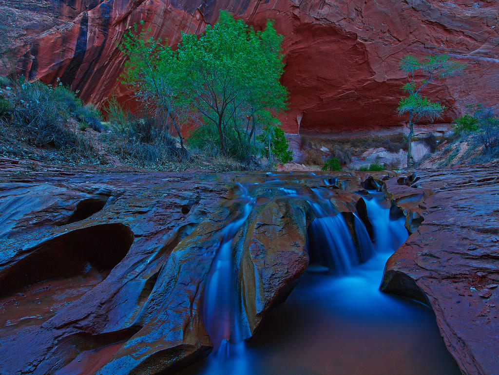 Coyote Gulch by coulombic