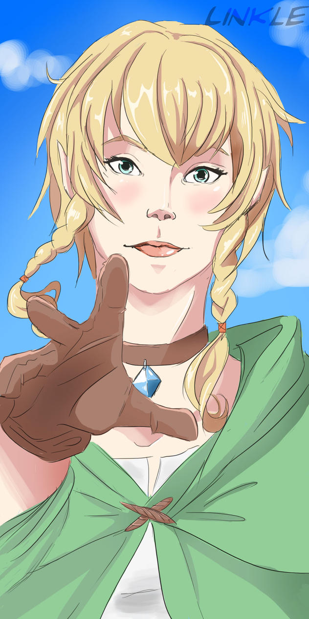 linkle by Holicdraw34