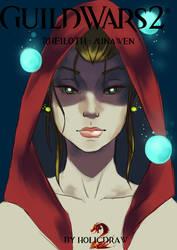 my GW2 comics cover