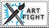 Art Fight STAMP by ShinyAnix
