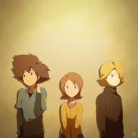 Digimon - close friend ... by moremindmel0dy
