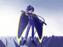 Commission - The Digimon Emperor !