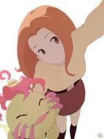 Digimon - Mimi by moremindmel0dy