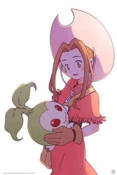DIGIMON - Tachikawa Mimi