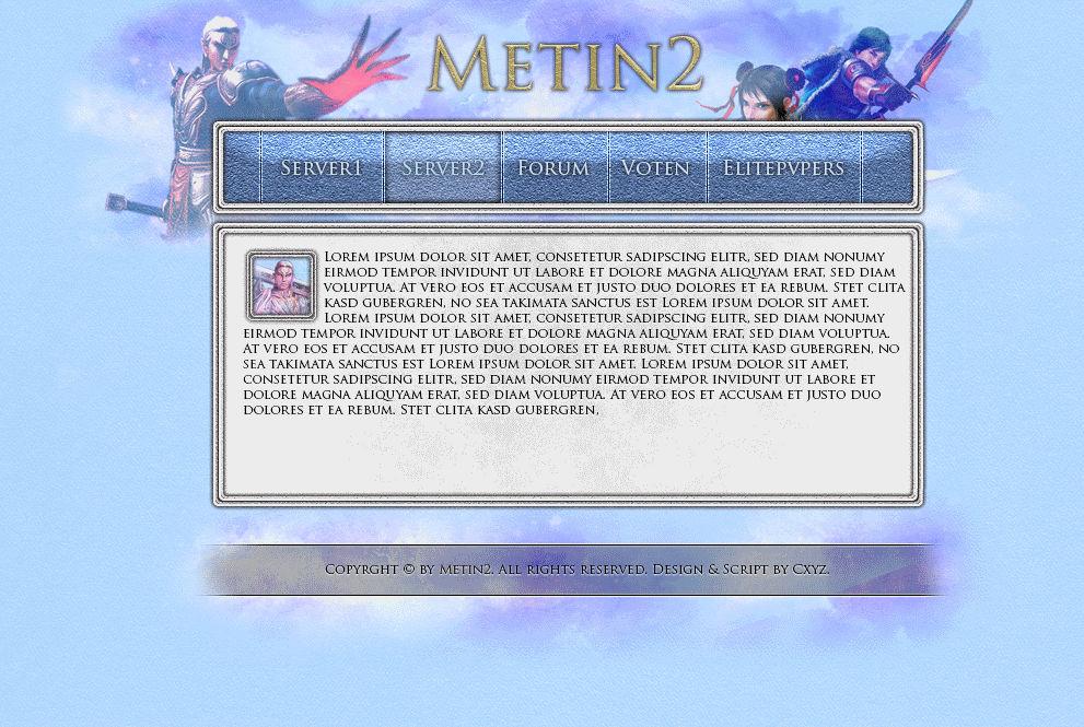 Metin2 pserver Metin2