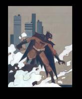 Batman by emonic1