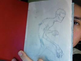 New Sketch Book by emonic1