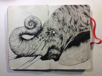 Sketchbook:Tusk Giant