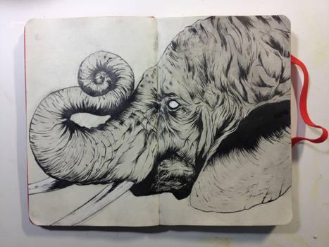 Sketchbook:Tusk Giant