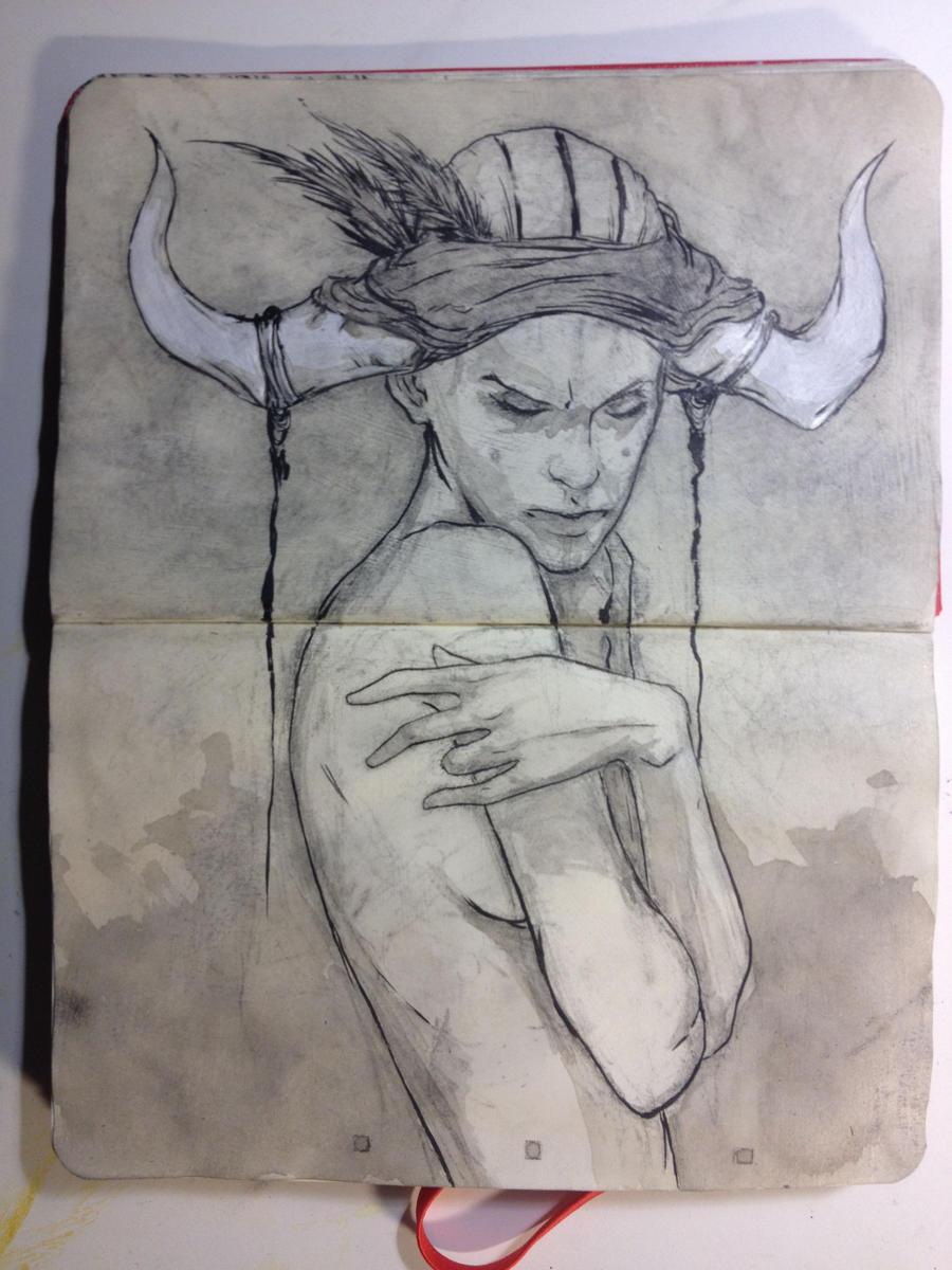 Sketchbook: Mystic