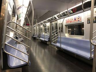 Mid-Pandemic Subway Rides