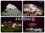 Feral Heart Public Map - Ashderai