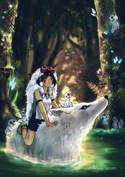 Mononoke by Aifumi