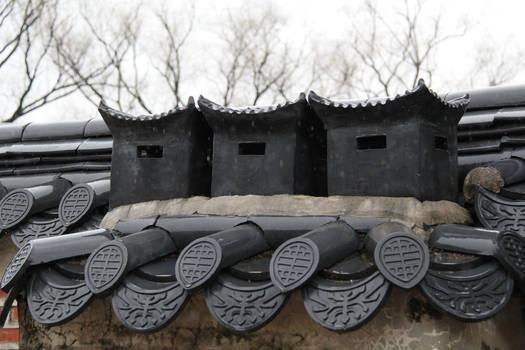 A Chimney to keep warm